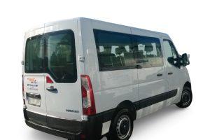 Alquiler furgoneta 9 plazas ext